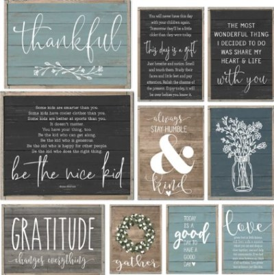 JANE: Large Rustic Market Print Decor ONLY $3.99 (Regularly $24) – So Many To Choose From!