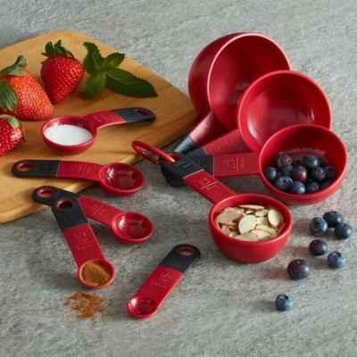 Target: KitchenAid Measuring Set Red For $7.99