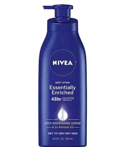 Amazon: NIVEA Essentially Enriched Body Lotion for $5.48 (Reg. Price $7.99)