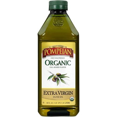 AMAZON: Pompeian Organic Extra Virgin Olive Oil (48 Oz) JUST $9.01 Shipped! LOWEST PRICE!