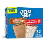 AMAZON: Pop-Tarts, Breakfast Toaster Pastries, Variety Pack, JUST $7.99