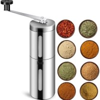 Amazon : Portable Manual Spice Herb Grinder Just $9.86 W/Code (Reg : $18.98)