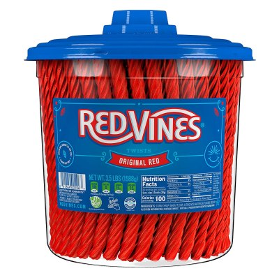 AMAZON: Red Vines Licorice, Original Red Flavor Soft & Chewy Candy Twists, JUST AS LOW AS $6.65 VIA SUBSCRIBE & SAVE