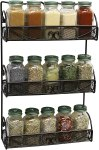 AMAZON: DecoBros 3 Tier Wall Mounted Spice Rack For $19.97 + FREE Prime Shipping!