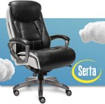 AMAZON: Serta Executive Office Chair with Smart Layers Technology, JUST $243.45 (REG $379.99)