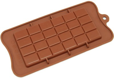AMAZON: Silicone Chocolate Candy Mold Only $9.44 (Reg. $16)