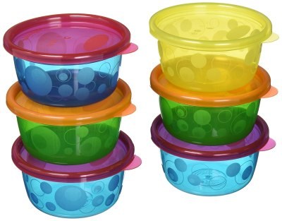 AMAZON: Take & Toss Toddler Bowls with Lids 6 Pack ONLY $2.98