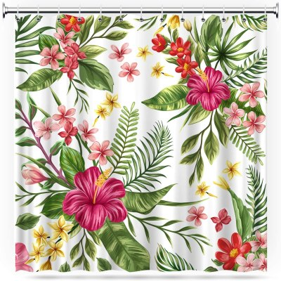 AMAZON: Vibesicily Shower Curtain, Durable Polyester Fabric Waterproof Bath Curtain, $6.67 WITH CODE 77G4W51G