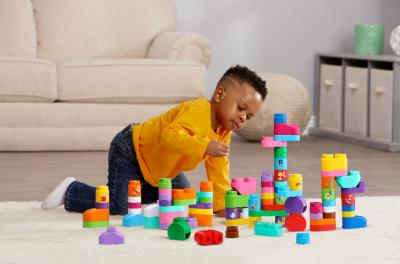 Walmart: LeapBuilders 81-Piece Jumbo Blocks Box for Just $12.59 (Regularly $20)