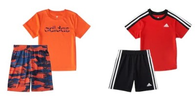 KOHL'S: KID'S ADIDAS SET, JUST $19.20 (Reg $48)