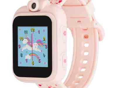 WALMART: iTouch PlayZoom Kids Smartwatch For Girls - Blush Hearts, JUST $29.99 (REG $49.99)