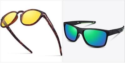 AMAZON: polarized sunglasses, 80% OFF WITH CODE 8015Q9GG