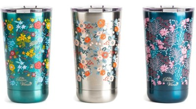 WALMART: The Pioneer Woman 18-Ounce Stainless Steel Tumblers ONLY $6.25 Each