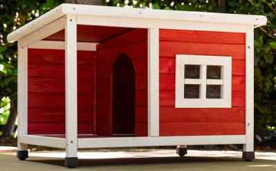 BCP: All-Weather Pet House $104 (Reg $200) + FREE Shipping – Used It Indoors & Outdoors!