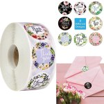 Amazon: Floral Label Stickers for Birthday Gift Packaging, Just $5.29 ( Reg. Price $26.49 )