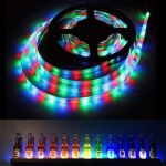 Amazon: RGB LED Strip Flexible Light 44-Key Infrared Remote Control LED Bulbs, Just $7.99 ( Reg. Price $39.95 )