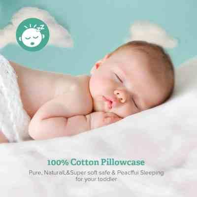 Amazon: Toddler Pillow for Sleeping with Premium Fiber, Just $7.99 ( Reg. Price $15.99 )
