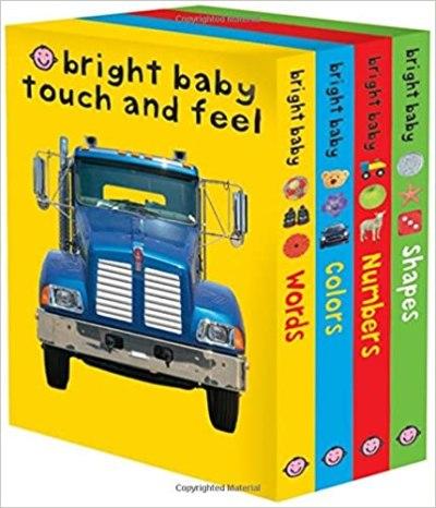 Amazon: Bright Baby Touch & Feel Board book $11.79 (Reg. $19.99)