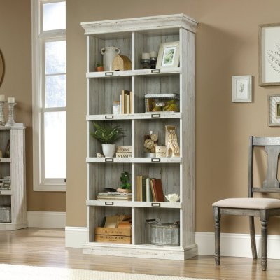 Walmart: Sauder Barrister Lane Tall Bookcase For $211.38 (Reg. $310.99)