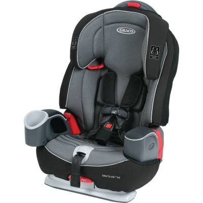 Walmart: Graco Nautilus 65 3-In-1 Harness Booster Car Seat For $119.98 (Was $150)