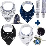Amazon: Baby Bandana Drool Bibs by Dodo Babies, Just $10.15 (Reg $13.95) Limited Time Only!