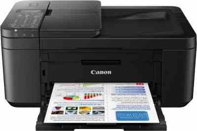 eBay: Canon - PIXMA TR4520 Wireless All-In-One Inkjet Printer $59.99 (Reg $69.99)