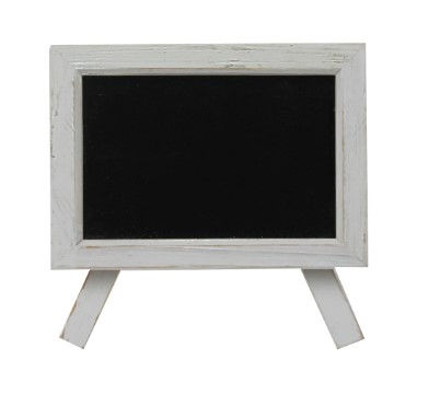 Michaels: 5″ Tabletop Chalkboard Easel By Ashland® For $1.49 (Was $4.99)