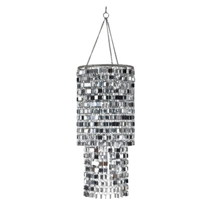 Amazon: 8.5 x 20 Ready-to-Hang, Bling Chandelier, Icicles for $11.55 (Reg. $39.99)