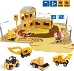 Amazon: 122 Pcs Construction Building Kit For $8.32 (Reg. $9.99)