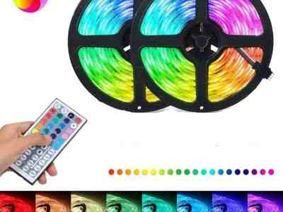 Amazon: Color changing soft LED light, Just $6.99-14.99 (Reg $34.95-74.95) after code!