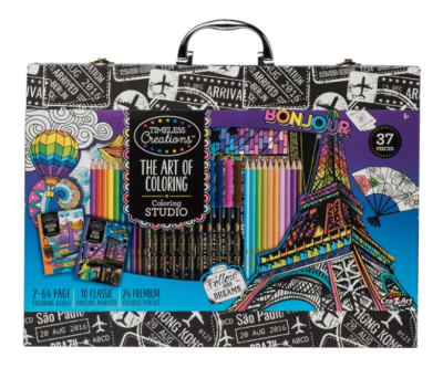 Walmart: Cra-Z-Art Timeless Creations Art of Coloring for $19.93 (Reg. $29.97)