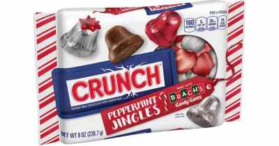 Amazon: Crunch Peppermint Jingles 8 oz 24 Count, Just $12