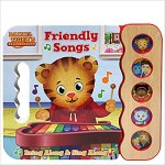 Amazon: Daniel Tiger's Friendly Songs For ONLY $6.00 (Reg. $14.99)