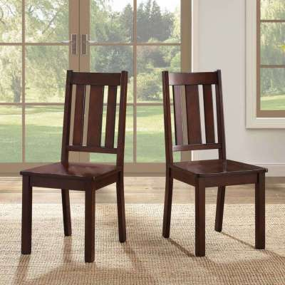 Walmart: Bankston Dining Chair, Set Of 2 For $85 (Was $132) + Free Shipping!