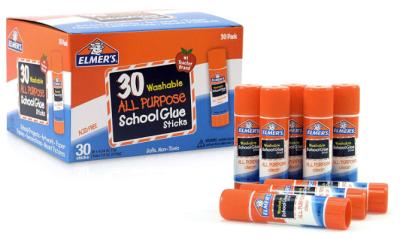 Amazon: Elmer's All Purpose Glue Sticks 30 Pack ONLY $10.99