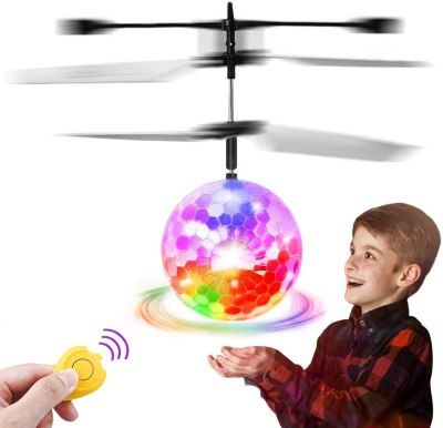 Amazon: Feiqio Flying Ball Toy for Kids, 50% off after code!
