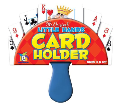 Amazon: Gamewright Little Hands Playing Card Holder Only $4.97 (Reg. $7)