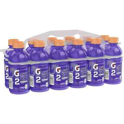 Amazon: Gatorade G2 Sports Drink, Grape, Just $5.98