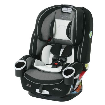 Amazon: Graco 4Ever DLX 4-in-1 Convertible Car Seat Only $199.99 (Reg. $300)