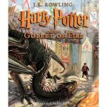 Walmart: Harry Potter and the Goblet of Fire: The Illustrated Edition $17.74 (Reg $47.99)