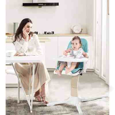 Amazon: SpringBuds Baby High Chair with Big Detachable For $69.99 (Reg. $139.99)