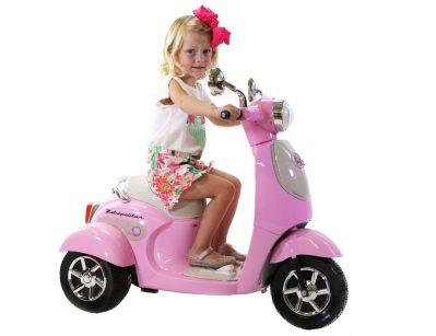 Walmart: Honda 6 Volt Metropolitan Pink $89 (Was $149) + Free Shipping!