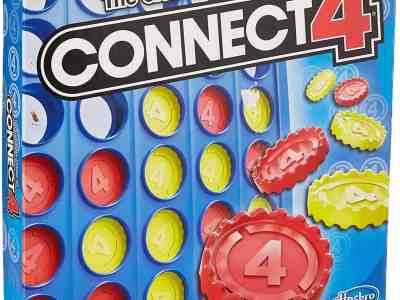 Amazon: Hasbro Connect 4 Game, Just $7.99 (Reg. $13)