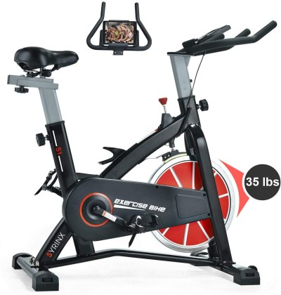 Amazon: Indoor Cycling Exercise Bike for $182.86 (Reg. Price $419.99)