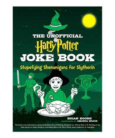 Zulily: The Unofficial Harry Potter Joke Book Only $3.08 (Reg $8)