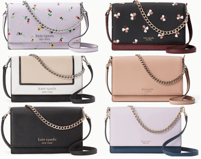 Kate Spade: Cameron Crossbody JUST $59 + FREE Shipping (Reg $279) – Today Only!