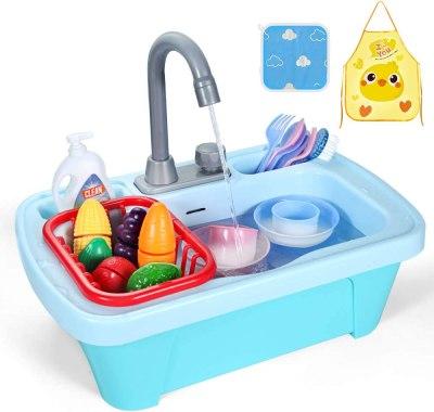 Amazon: Kids Kitchen Dishwasher Toys – Clip Coupon!