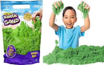 Michaels: Kinetic Sand 2-Pound Bags for JUST $5.99 at (Regularly $15)