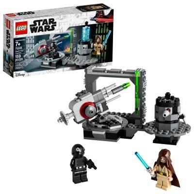 Walmart: LEGO Star Wars: A New Hope Death Star Cannon Building Kit For $13.85 (Reg. $19.99)
