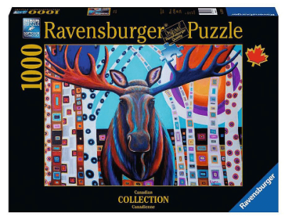 Zulily: Lots of Puzzle are on Sale! Build it with your family together!